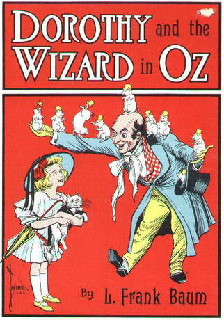 wizard of oz dorothy. and the Wizard in Oz by L.