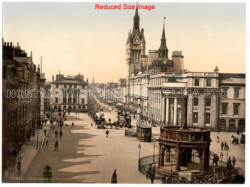 Cities Towns Amp Resorts Uk Victorian Colour Photochrom